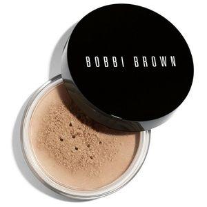 Bobbi Brown sheer finish loose Powder 04 Brown